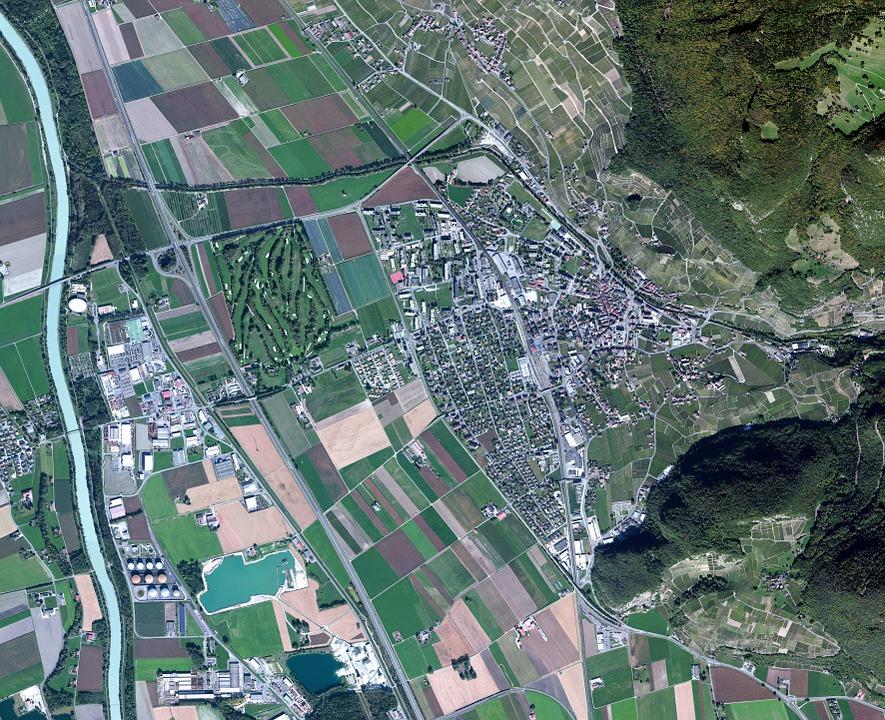Provincie Overijssel – Satellietobservatie voor handhaving bedrijvenlocatie